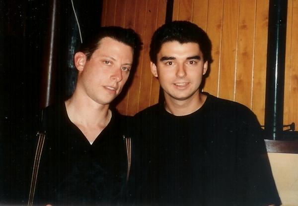 With Daniel Glass