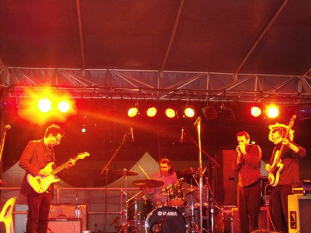 Blind Lemon | Broadbeach Blues Festival | Surf Parade Satge | 2010