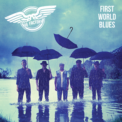 BB Factory Album cover | First Wolrd Blues