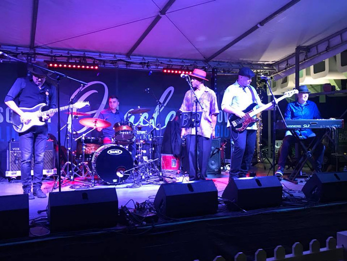 BB Factroy | Broadbeach Blues | Oracle Stage | 2018
