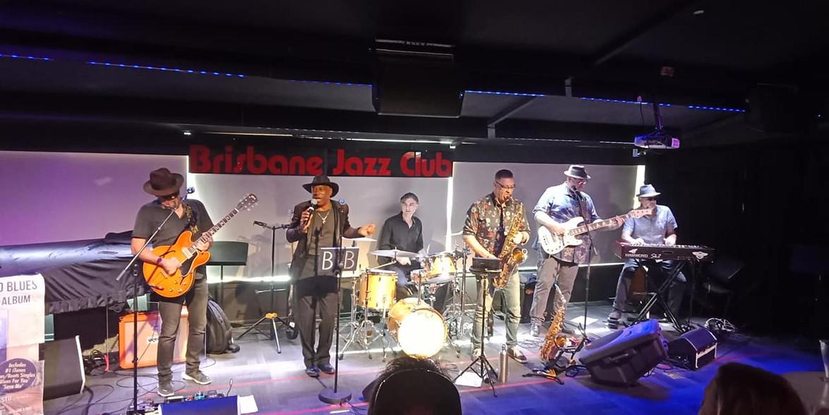 BB Factory | Brisbane Jazz Club | Oct 2020