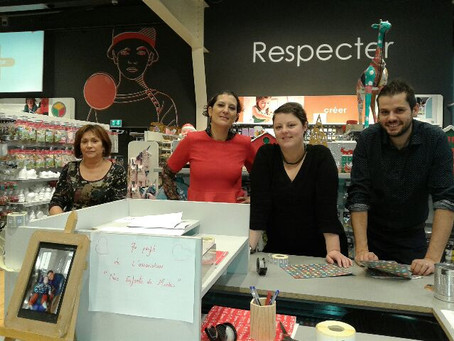 Emballage cadeaux Idkids Faches Thumesnil déc 2016