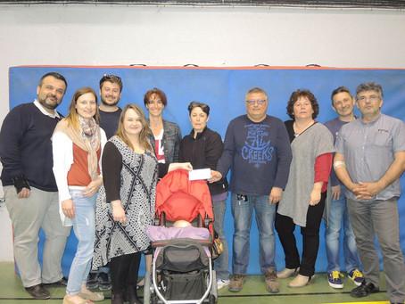 Amicales des donneurs de sang bénévoles Vourey avril 2017