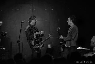 Jakob Dylan performed at the Connecting to Cure's Rock the Night concernt