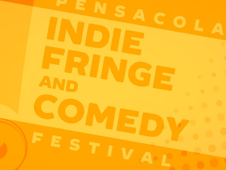 """Brotherly Love"" at the Pensacola Indie Fringe and Comedy Festival"