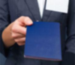 passeport rendu