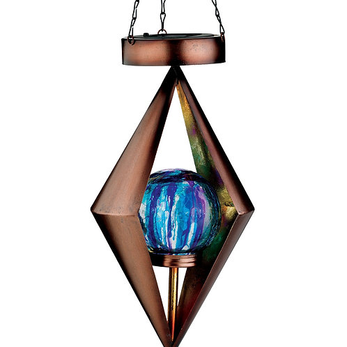 DIAMOND LANTERN SOLAR LIGHT