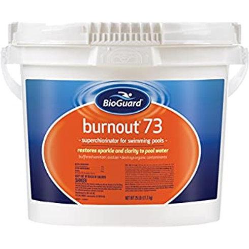 25 LB BURNOUT 73