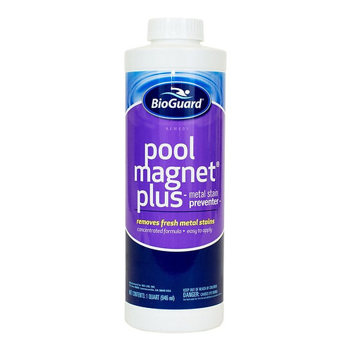 1 QT POOL MAGNET PLUS
