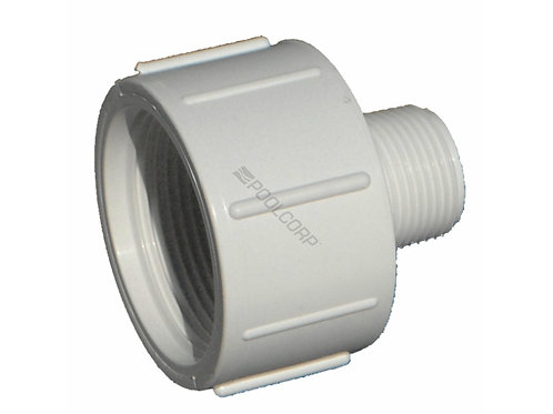 """G9 1.5"""" FTP X .75"""" MPT COUPLING"""