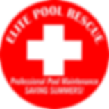 Elite Pool Rescue service offered to swimming pool customers.