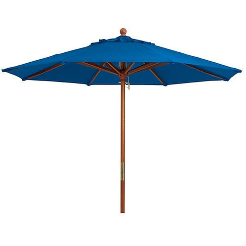 7FT MARKET UMBRELLA - BLUE