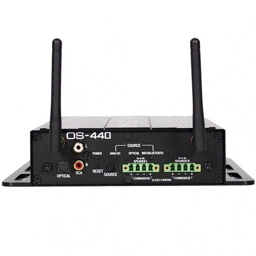 OS-440 OUTDOOR 4-CHANNEL SMART AMP W/WIFI & BLUETOOTH