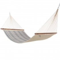LARGE QUILTED HAMMOCK - MILANO CHAR