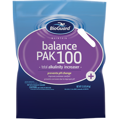 12 LB BALANCE PAK 100
