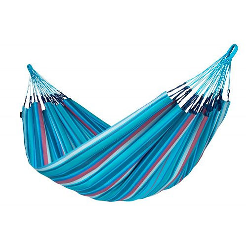 LA SIESTA Brisa Wave - Weather-Resistant Double Classic Hammock