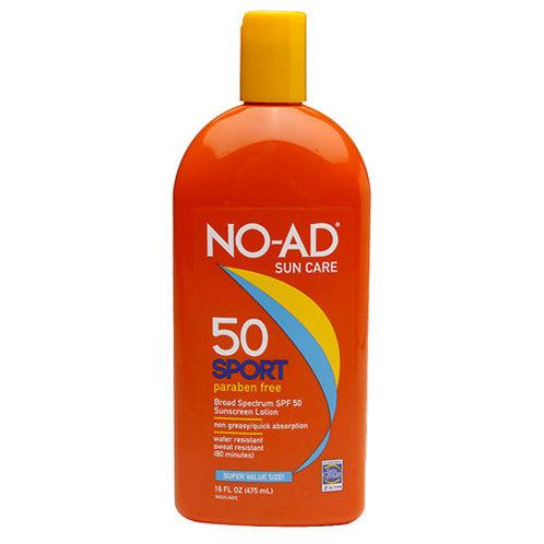 NO-AD 50 SPORT