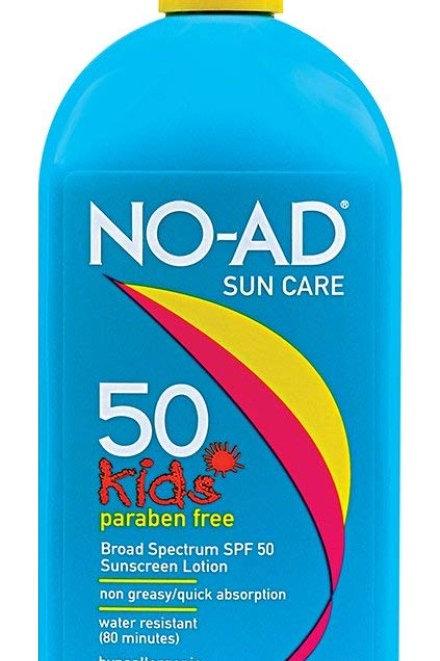 NO-AD 50 KIDS
