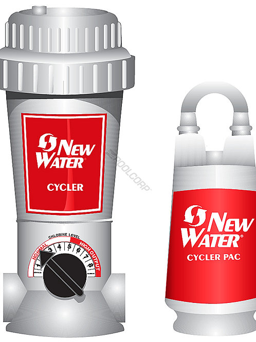 7# NEW WATER CYCLER PAC 01-03-4613