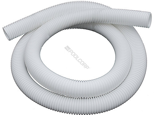 9-100-3102 360 6'  WHITE FEED HOSE SECTION