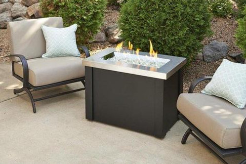 PROVIDENCE OUTDOOR GAS FIREPIT TABLE