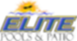 Elite Pools & Pato logo
