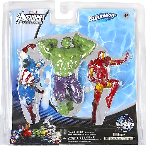Dive Characters Avengers Assemble