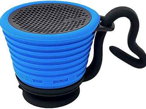 Magic Cup Waterproof Bluetooth Speaker- BLUE