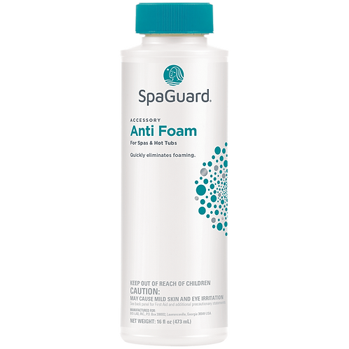 1 PT SPA GRD ANTI FOAM