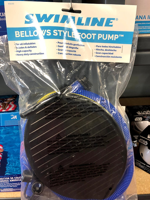 Bellow's Foot Pump