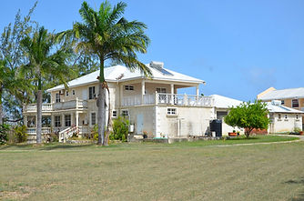 Coralstone plantaion house at Kirtons, St. Philip