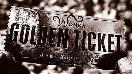 Finding A Golden Ticket