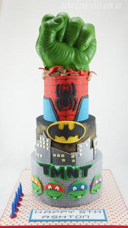 cakes-2-cupcakes-superheros-cake.jpg