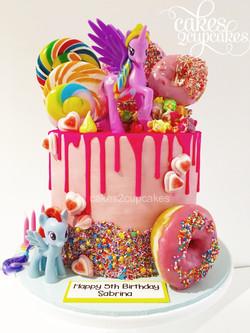 cakes2cupcakes-ponydrip