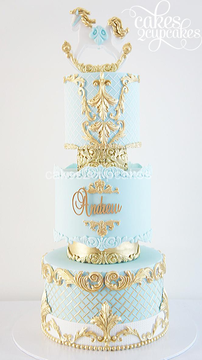 Cakes2cupcakes-rockinghorse