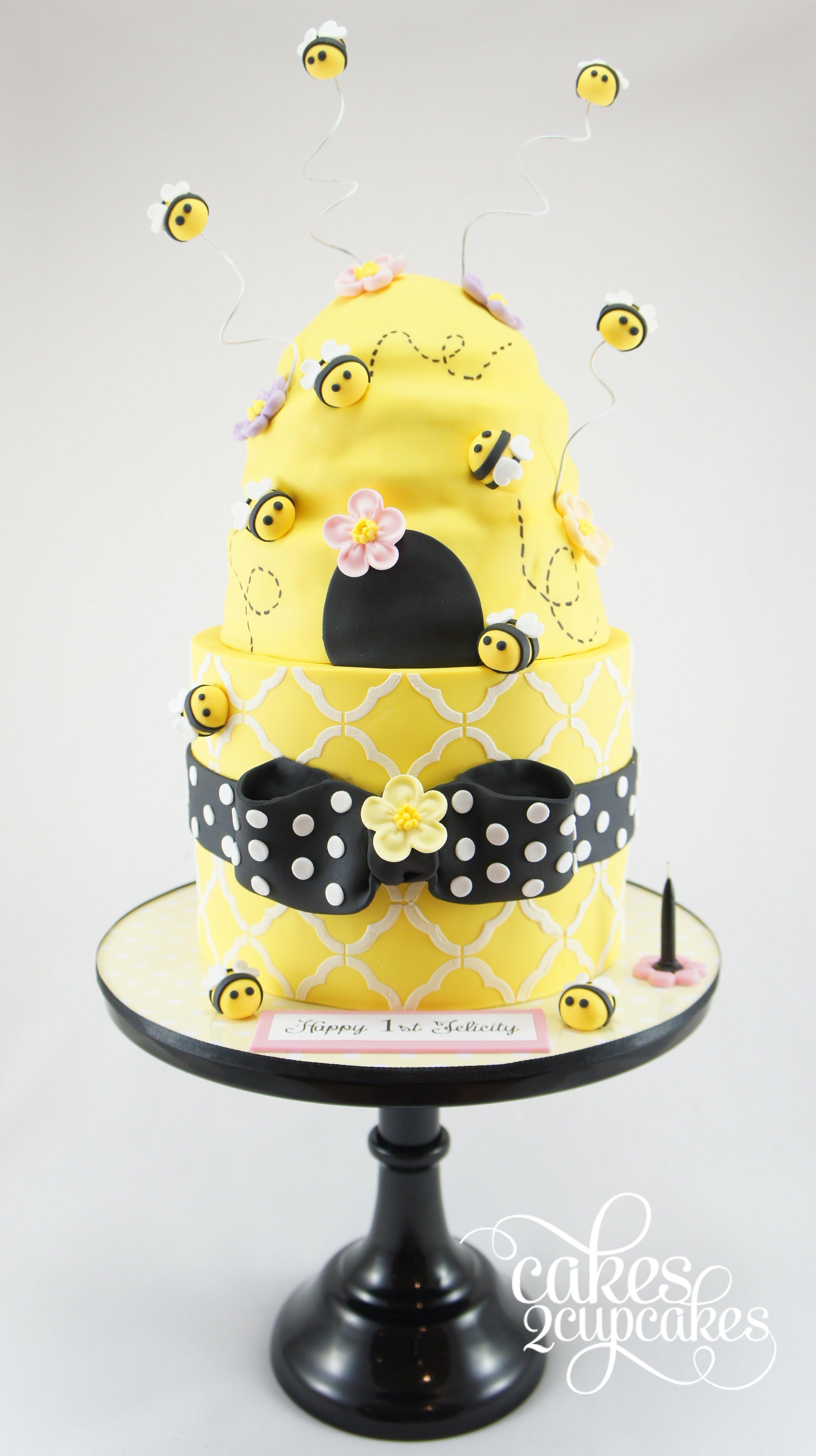cakes2cupcakes-beehive cake.jpg