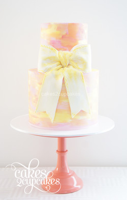 cakes2cupcakes-yellow-bow