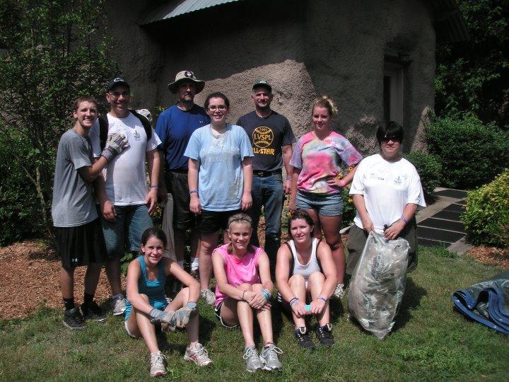 Landscaping Volunteers
