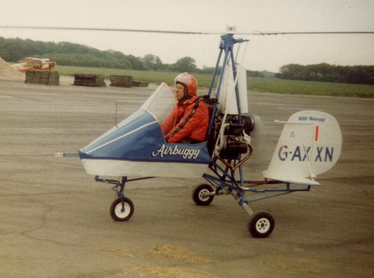 Airbuggy Autogyro
