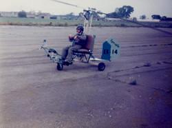 Vernon on the Bensen 1974