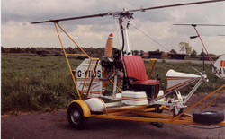 PFA flying day at melbourne 1980
