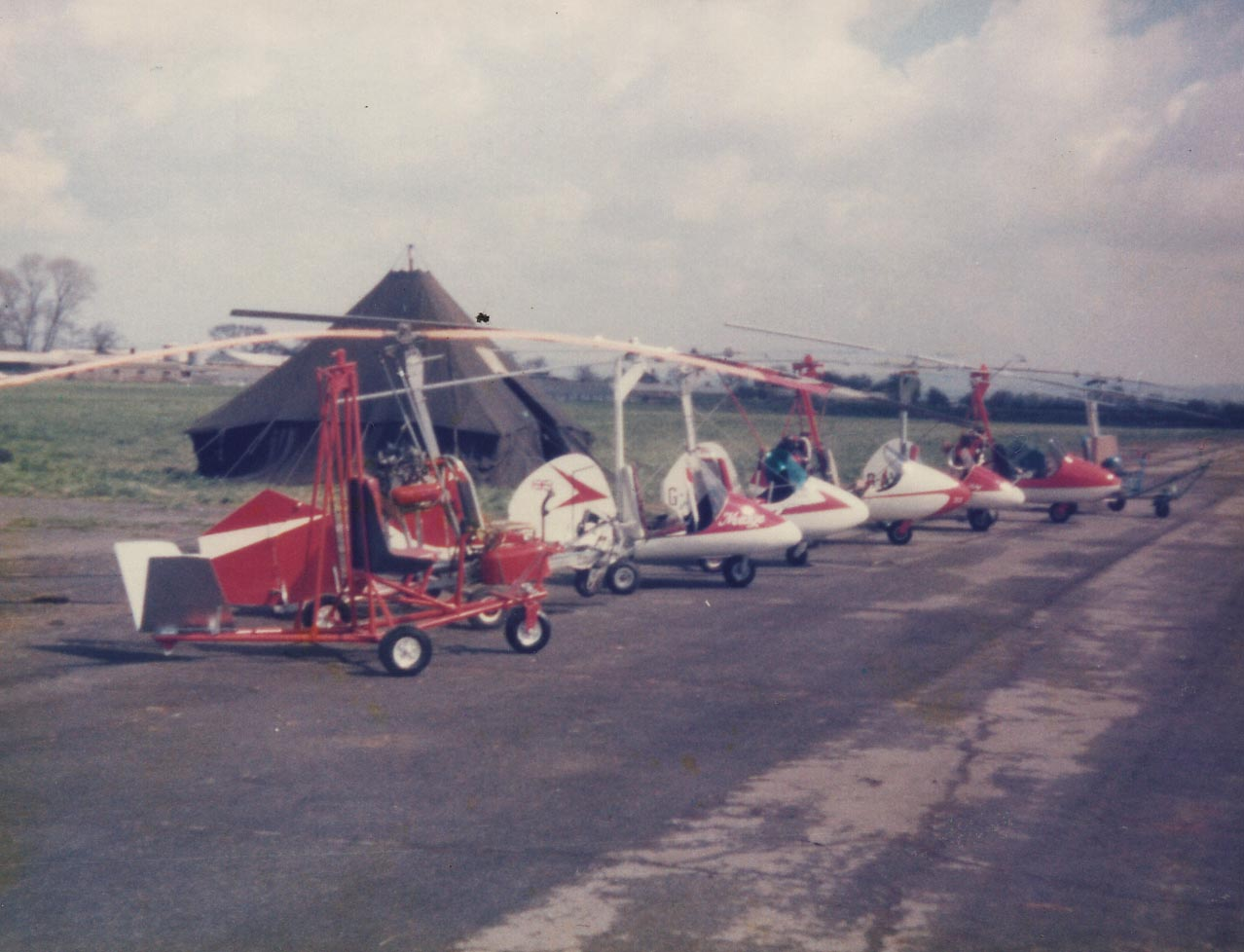 Melbourne Airfield 1980