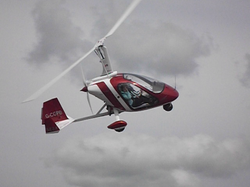 David Beevers Flying