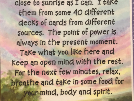 Power Thoughts Day 473