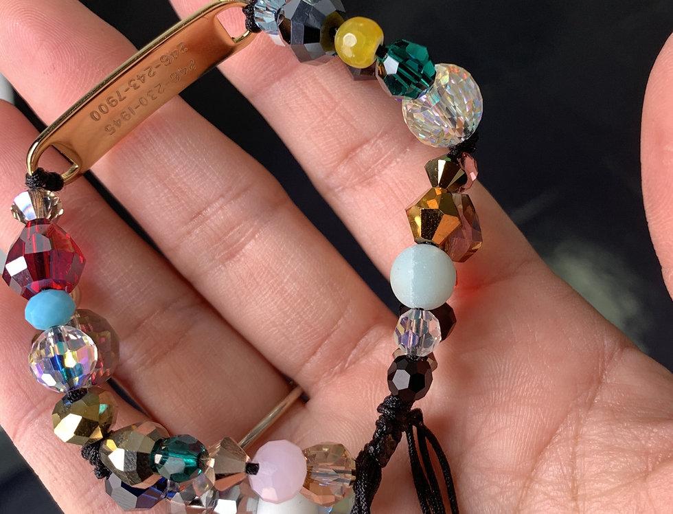 Born to SPARKLE & SHINE - MULTI Crystals