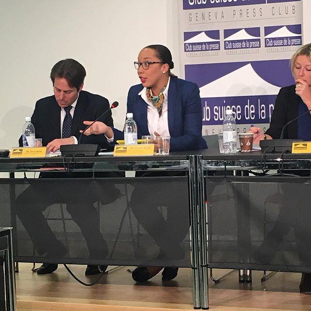 2016 ACCISS Launch Panelist
