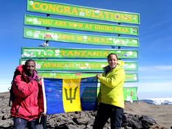 Mount Kilimanjaro Summiteer