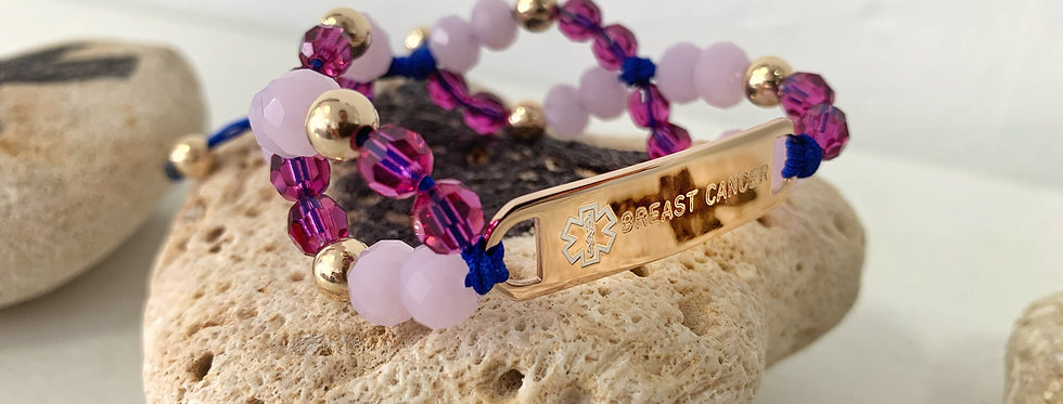 Breast Cancer Awareness - Born to Sparkle & Shine
