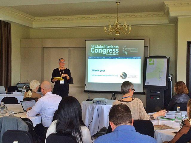 2016 Global Patients Congress