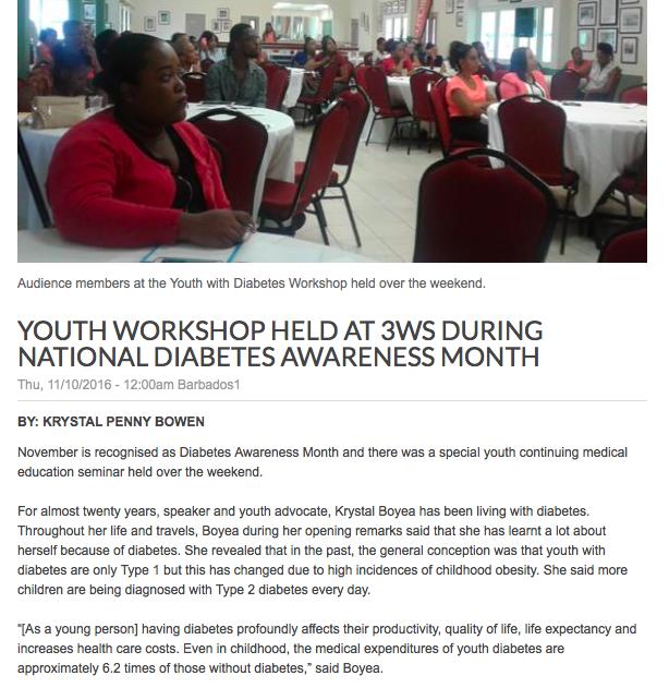 Diabetes in Youth Forum
